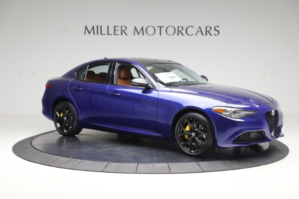 New 2020 Alfa Romeo Giulia Ti Q4 for sale $51,145 at Rolls-Royce Motor Cars Greenwich in Greenwich CT 06830 10