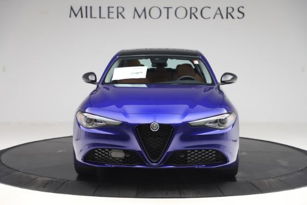 New 2020 Alfa Romeo Giulia Ti Q4 for sale $51,145 at Rolls-Royce Motor Cars Greenwich in Greenwich CT 06830 12
