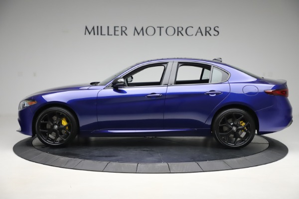 New 2020 Alfa Romeo Giulia Ti Q4 for sale $51,145 at Rolls-Royce Motor Cars Greenwich in Greenwich CT 06830 3