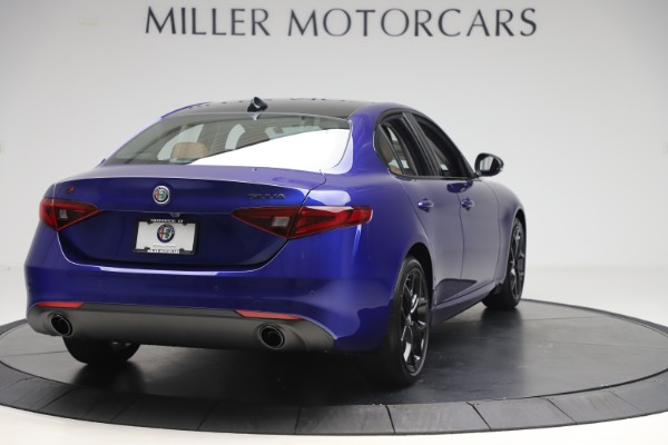 New 2020 Alfa Romeo Giulia Ti Q4 for sale $51,145 at Rolls-Royce Motor Cars Greenwich in Greenwich CT 06830 7