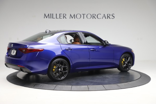 New 2020 Alfa Romeo Giulia Ti Q4 for sale $51,145 at Rolls-Royce Motor Cars Greenwich in Greenwich CT 06830 8