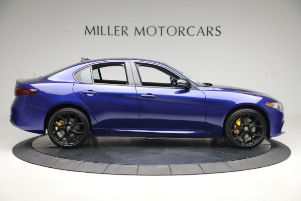 New 2020 Alfa Romeo Giulia Ti Q4 for sale $51,145 at Rolls-Royce Motor Cars Greenwich in Greenwich CT 06830 9