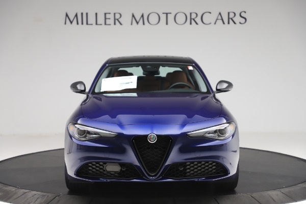 New 2020 Alfa Romeo Giulia Q4 for sale $47,845 at Rolls-Royce Motor Cars Greenwich in Greenwich CT 06830 11