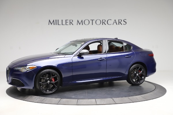 New 2020 Alfa Romeo Giulia Q4 for sale $47,845 at Rolls-Royce Motor Cars Greenwich in Greenwich CT 06830 2