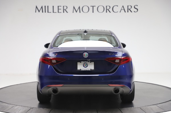 New 2020 Alfa Romeo Giulia Q4 for sale $47,845 at Rolls-Royce Motor Cars Greenwich in Greenwich CT 06830 5