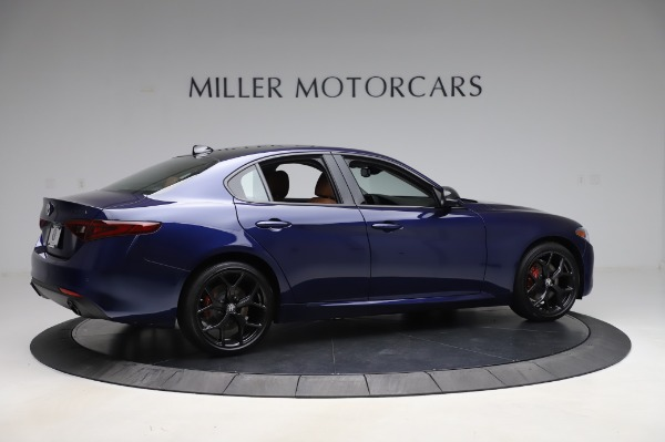 New 2020 Alfa Romeo Giulia Q4 for sale $47,845 at Rolls-Royce Motor Cars Greenwich in Greenwich CT 06830 7