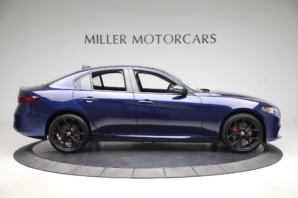 New 2020 Alfa Romeo Giulia Q4 for sale $47,845 at Rolls-Royce Motor Cars Greenwich in Greenwich CT 06830 8