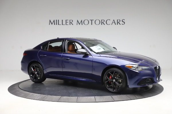 New 2020 Alfa Romeo Giulia Q4 for sale $47,845 at Rolls-Royce Motor Cars Greenwich in Greenwich CT 06830 9