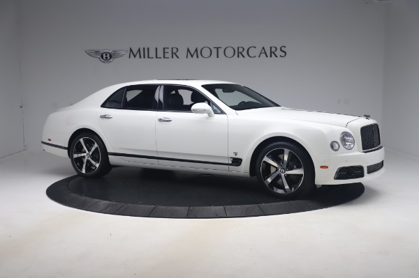 New 2020 Bentley Mulsanne 6.75 Edition by Mulliner for sale $363,840 at Rolls-Royce Motor Cars Greenwich in Greenwich CT 06830 10