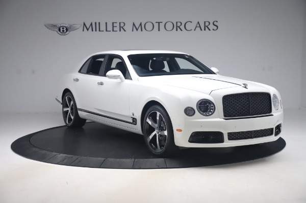 New 2020 Bentley Mulsanne 6.75 Edition by Mulliner for sale $363,840 at Rolls-Royce Motor Cars Greenwich in Greenwich CT 06830 11