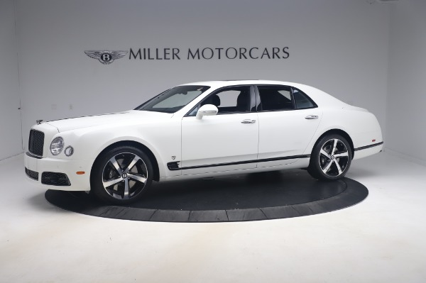 New 2020 Bentley Mulsanne 6.75 Edition by Mulliner for sale $363,840 at Rolls-Royce Motor Cars Greenwich in Greenwich CT 06830 2