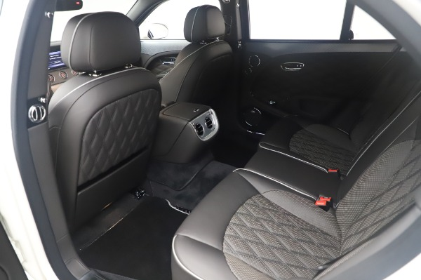 New 2020 Bentley Mulsanne 6.75 Edition by Mulliner for sale $363,840 at Rolls-Royce Motor Cars Greenwich in Greenwich CT 06830 24