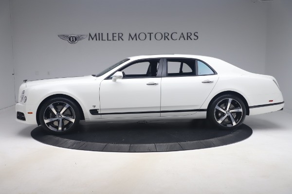 New 2020 Bentley Mulsanne 6.75 Edition by Mulliner for sale $363,840 at Rolls-Royce Motor Cars Greenwich in Greenwich CT 06830 3