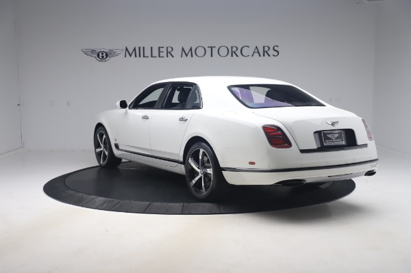 New 2020 Bentley Mulsanne 6.75 Edition by Mulliner for sale $363,840 at Rolls-Royce Motor Cars Greenwich in Greenwich CT 06830 5
