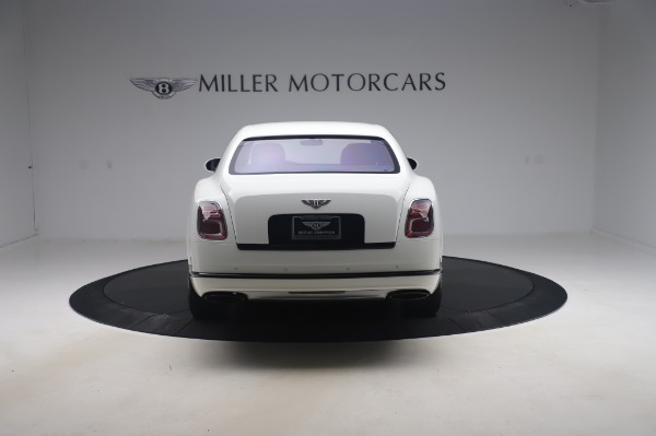 New 2020 Bentley Mulsanne 6.75 Edition by Mulliner for sale $423,065 at Rolls-Royce Motor Cars Greenwich in Greenwich CT 06830 6