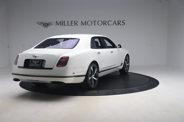 New 2020 Bentley Mulsanne 6.75 Edition by Mulliner for sale $363,840 at Rolls-Royce Motor Cars Greenwich in Greenwich CT 06830 7