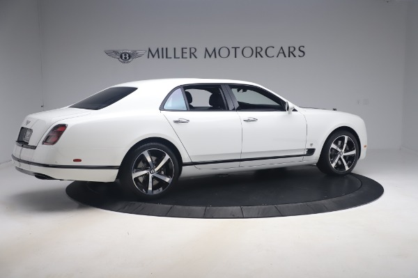 New 2020 Bentley Mulsanne 6.75 Edition by Mulliner for sale $363,840 at Rolls-Royce Motor Cars Greenwich in Greenwich CT 06830 8