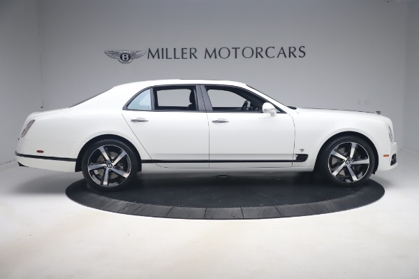 New 2020 Bentley Mulsanne 6.75 Edition by Mulliner for sale $423,065 at Rolls-Royce Motor Cars Greenwich in Greenwich CT 06830 9