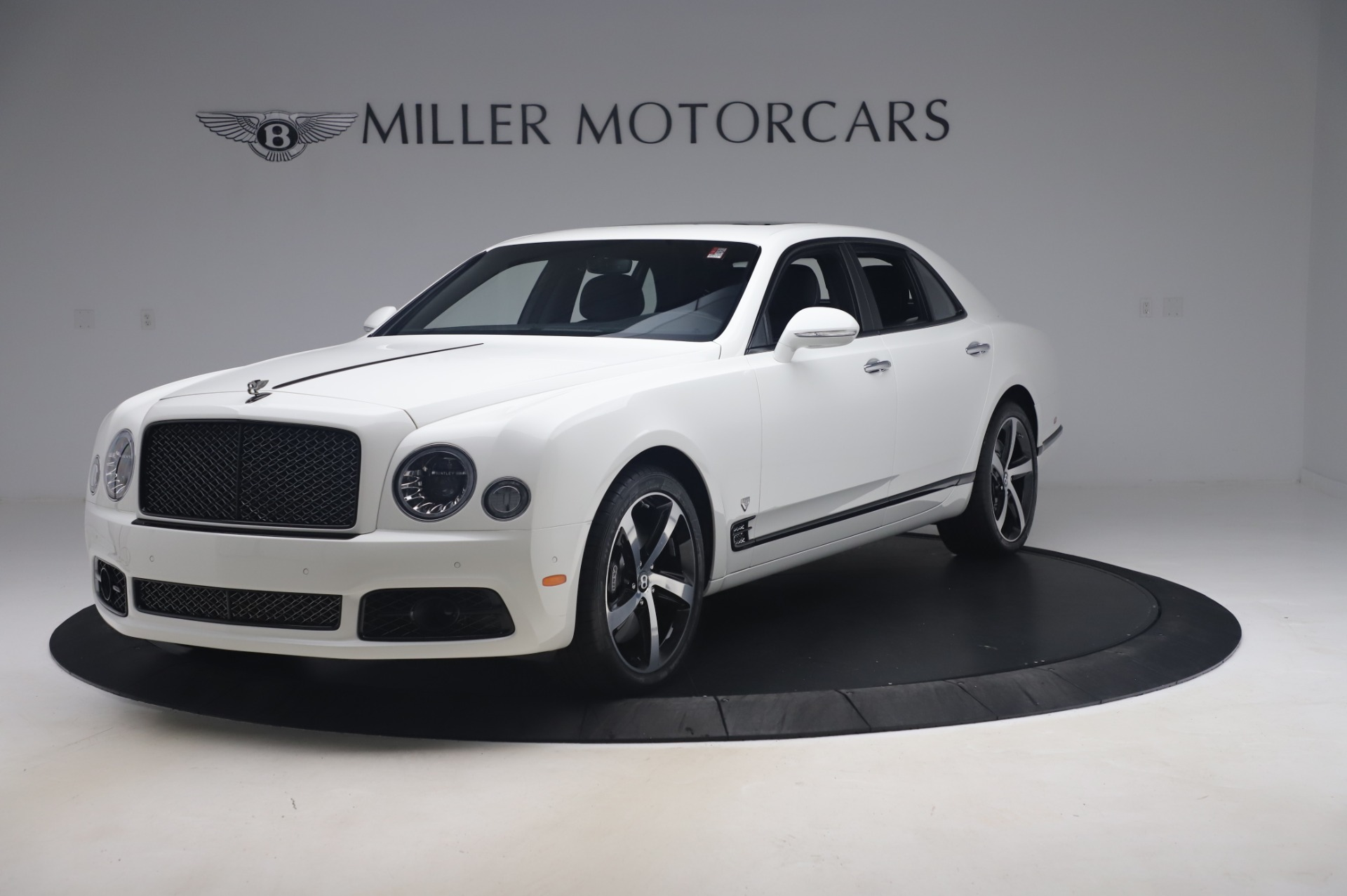New 2020 Bentley Mulsanne 6.75 Edition by Mulliner for sale $363,840 at Rolls-Royce Motor Cars Greenwich in Greenwich CT 06830 1