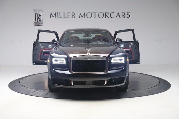 New 2020 Rolls-Royce Ghost for sale $450,450 at Rolls-Royce Motor Cars Greenwich in Greenwich CT 06830 10