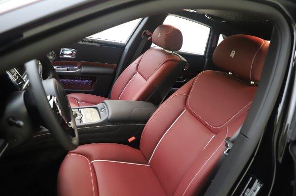 New 2020 Rolls-Royce Ghost for sale $450,450 at Rolls-Royce Motor Cars Greenwich in Greenwich CT 06830 11