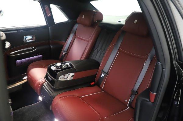 New 2020 Rolls-Royce Ghost for sale $450,450 at Rolls-Royce Motor Cars Greenwich in Greenwich CT 06830 13
