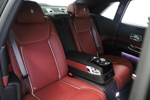 New 2020 Rolls-Royce Ghost for sale $450,450 at Rolls-Royce Motor Cars Greenwich in Greenwich CT 06830 15