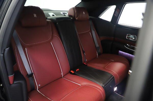 New 2020 Rolls-Royce Ghost for sale $450,450 at Rolls-Royce Motor Cars Greenwich in Greenwich CT 06830 16