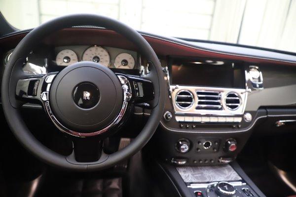 New 2020 Rolls-Royce Ghost for sale $450,450 at Rolls-Royce Motor Cars Greenwich in Greenwich CT 06830 17