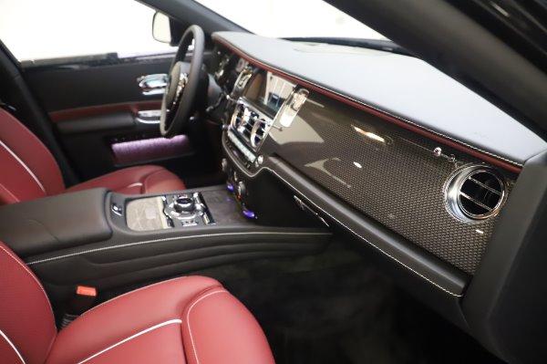 New 2020 Rolls-Royce Ghost for sale $450,450 at Rolls-Royce Motor Cars Greenwich in Greenwich CT 06830 26