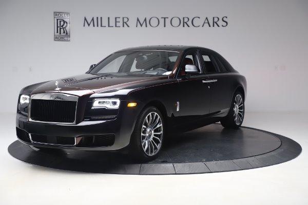 New 2020 Rolls-Royce Ghost for sale $450,450 at Rolls-Royce Motor Cars Greenwich in Greenwich CT 06830 3