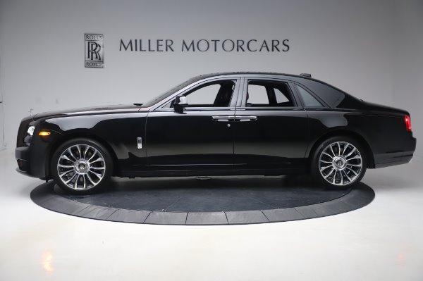 New 2020 Rolls-Royce Ghost for sale $450,450 at Rolls-Royce Motor Cars Greenwich in Greenwich CT 06830 4