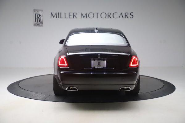 New 2020 Rolls-Royce Ghost for sale $450,450 at Rolls-Royce Motor Cars Greenwich in Greenwich CT 06830 6