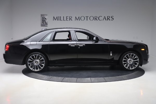 New 2020 Rolls-Royce Ghost for sale $450,450 at Rolls-Royce Motor Cars Greenwich in Greenwich CT 06830 8