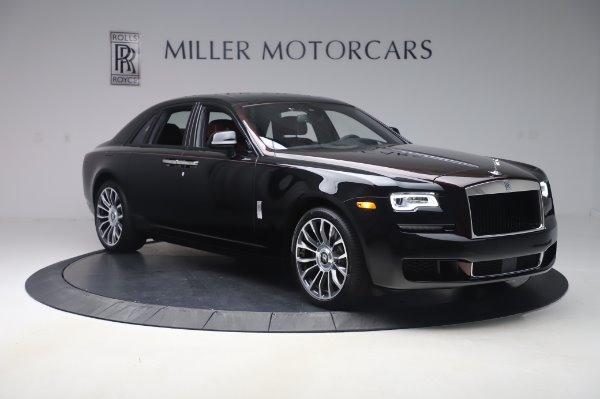 New 2020 Rolls-Royce Ghost for sale $450,450 at Rolls-Royce Motor Cars Greenwich in Greenwich CT 06830 9