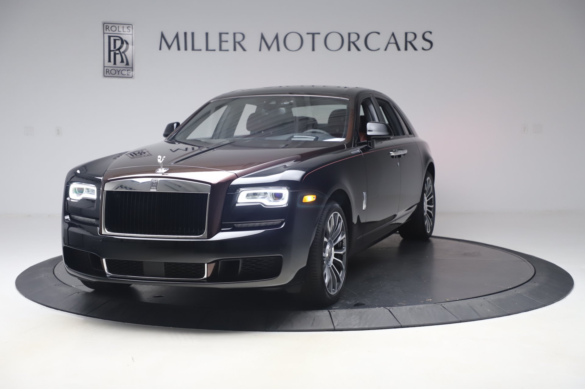 New 2020 Rolls-Royce Ghost for sale $450,450 at Rolls-Royce Motor Cars Greenwich in Greenwich CT 06830 1