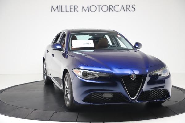 New 2020 Alfa Romeo Giulia Q4 for sale $45,445 at Rolls-Royce Motor Cars Greenwich in Greenwich CT 06830 11