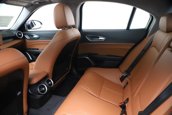 New 2020 Alfa Romeo Giulia Q4 for sale $45,445 at Rolls-Royce Motor Cars Greenwich in Greenwich CT 06830 19