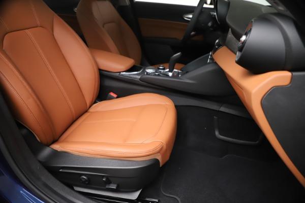 New 2020 Alfa Romeo Giulia Q4 for sale $45,445 at Rolls-Royce Motor Cars Greenwich in Greenwich CT 06830 25