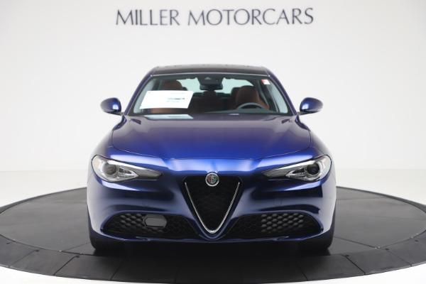 New 2020 Alfa Romeo Giulia Q4 for sale $45,445 at Rolls-Royce Motor Cars Greenwich in Greenwich CT 06830 12