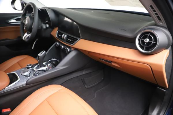 New 2020 Alfa Romeo Giulia Q4 for sale $45,445 at Rolls-Royce Motor Cars Greenwich in Greenwich CT 06830 22