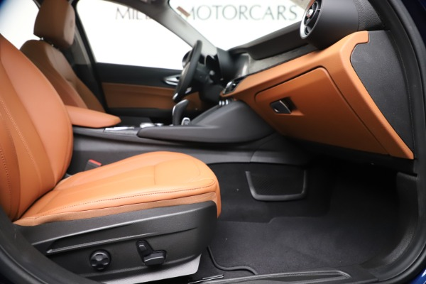 New 2020 Alfa Romeo Giulia Q4 for sale $45,445 at Rolls-Royce Motor Cars Greenwich in Greenwich CT 06830 23