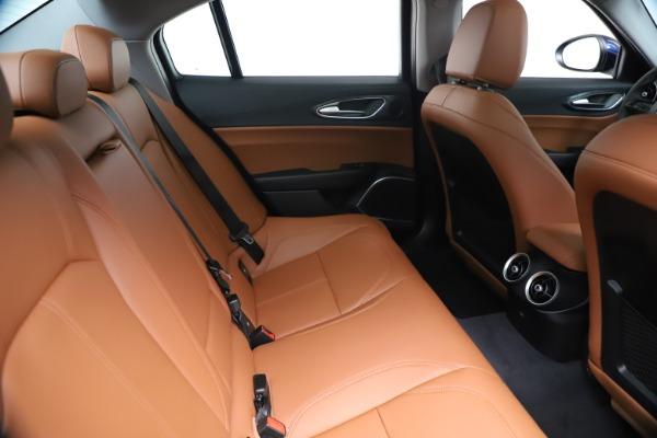 New 2020 Alfa Romeo Giulia Q4 for sale $45,445 at Rolls-Royce Motor Cars Greenwich in Greenwich CT 06830 27