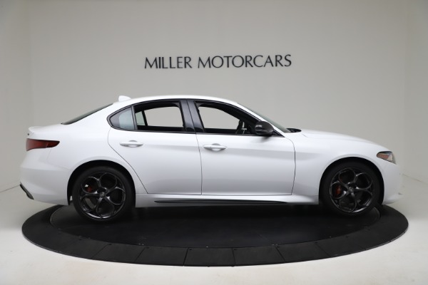 New 2020 Alfa Romeo Giulia Ti Sport Carbon Q4 for sale $51,640 at Rolls-Royce Motor Cars Greenwich in Greenwich CT 06830 9