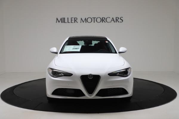 New 2020 Alfa Romeo Giulia Q4 for sale $44,845 at Rolls-Royce Motor Cars Greenwich in Greenwich CT 06830 12