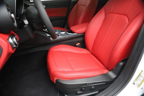 New 2020 Alfa Romeo Giulia Q4 for sale $44,845 at Rolls-Royce Motor Cars Greenwich in Greenwich CT 06830 15