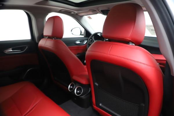 New 2020 Alfa Romeo Giulia Q4 for sale $44,845 at Rolls-Royce Motor Cars Greenwich in Greenwich CT 06830 28