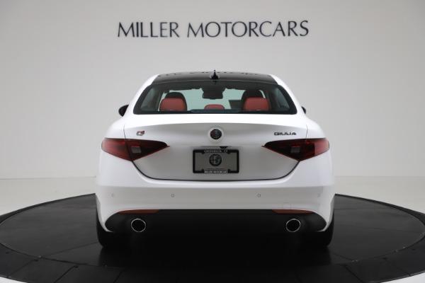 New 2020 Alfa Romeo Giulia Q4 for sale $44,845 at Rolls-Royce Motor Cars Greenwich in Greenwich CT 06830 6