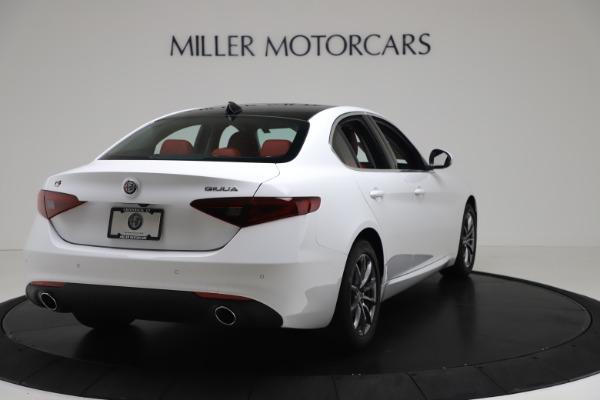 New 2020 Alfa Romeo Giulia Q4 for sale $44,845 at Rolls-Royce Motor Cars Greenwich in Greenwich CT 06830 7