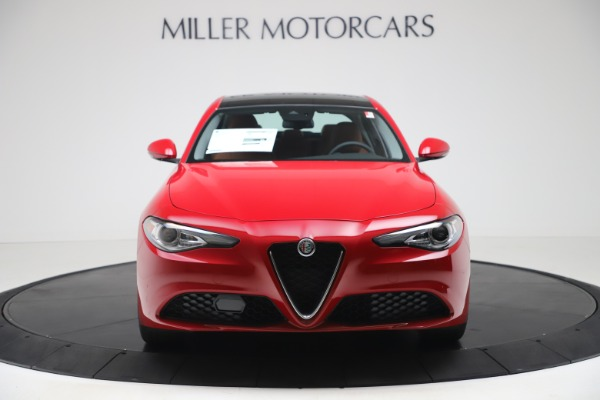 New 2020 Alfa Romeo Giulia Q4 for sale $44,845 at Rolls-Royce Motor Cars Greenwich in Greenwich CT 06830 12